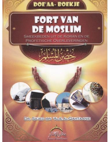 (Pocket) Fort van De moslim smeekbeden uit de koran en de profet
