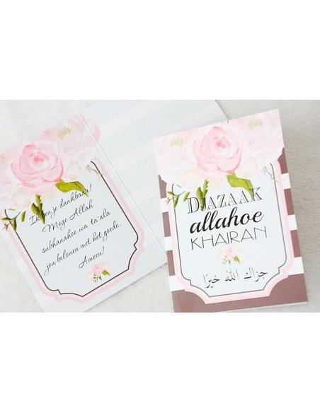 Djazaak Allahoe khayran